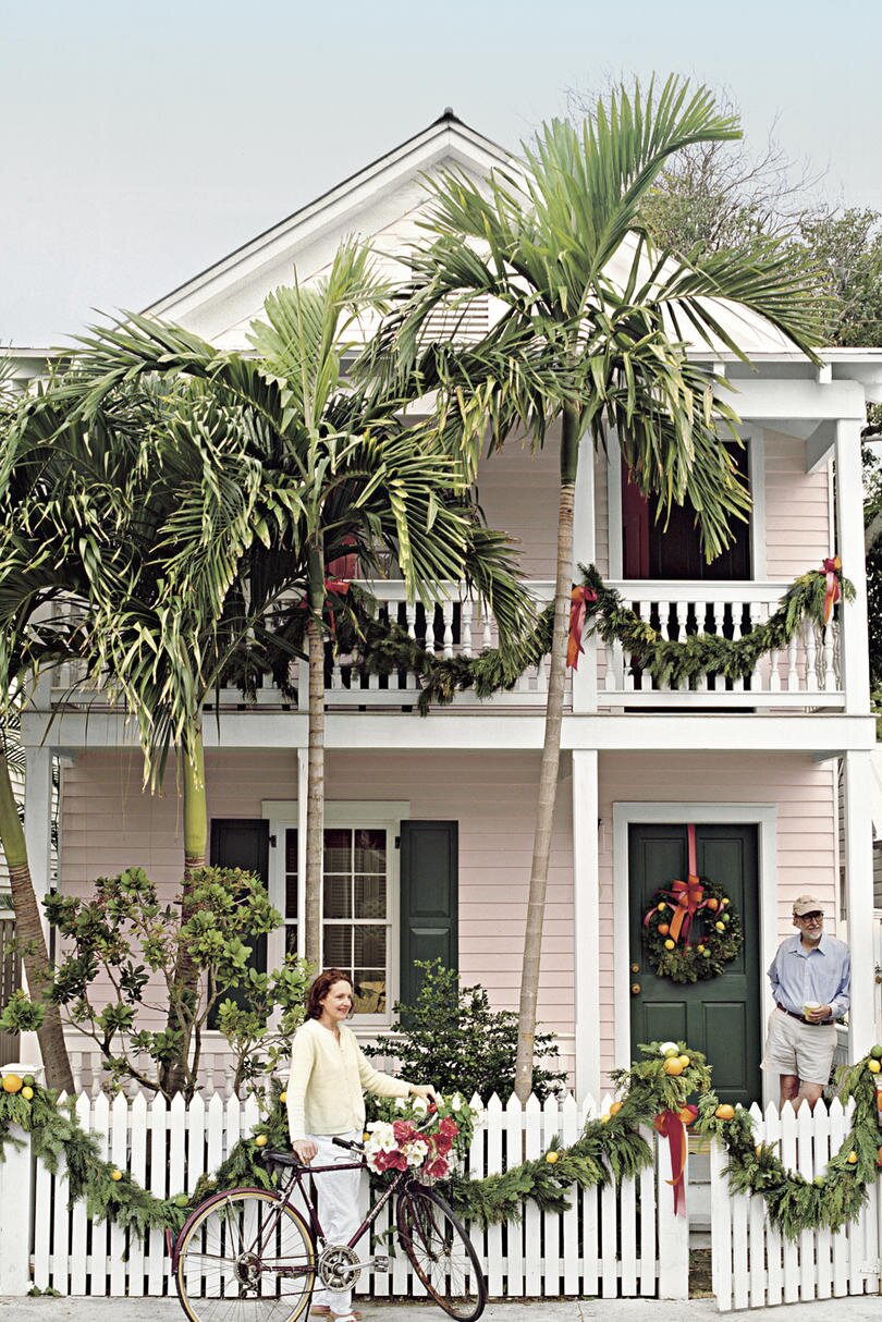 Porches That Got Merry Makeovers