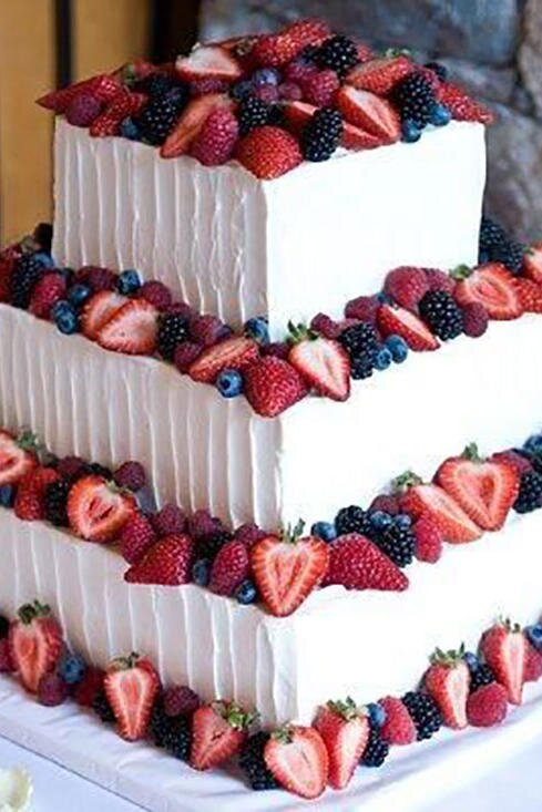 Fourth Of July Cake Ideas