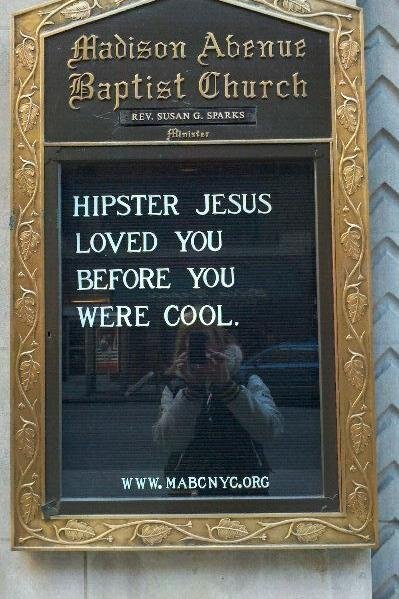 22 Ridiculously Funny Church Signs Guaranteed to Make You Chuckle