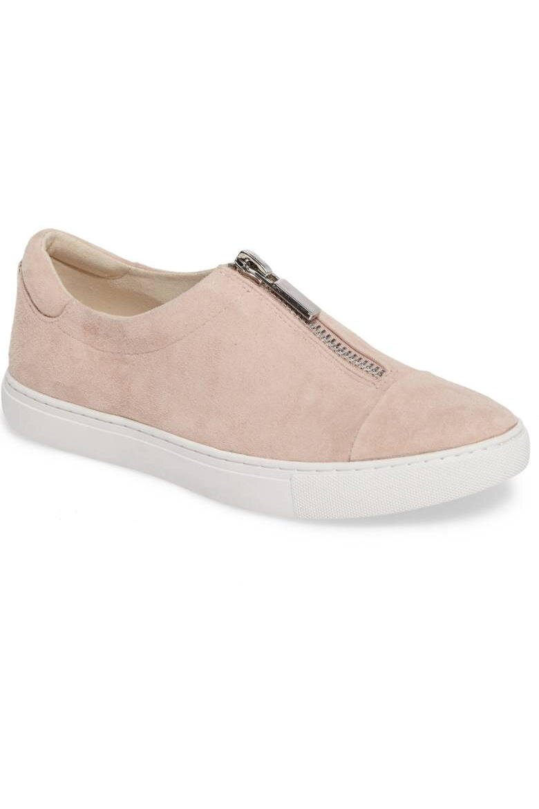 8c09440bcdb0a 7 Comfy Sneakers That Look Great With Dresses