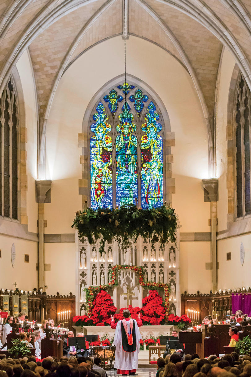 Festival of Lessons and Carols at All Saints' Chapel