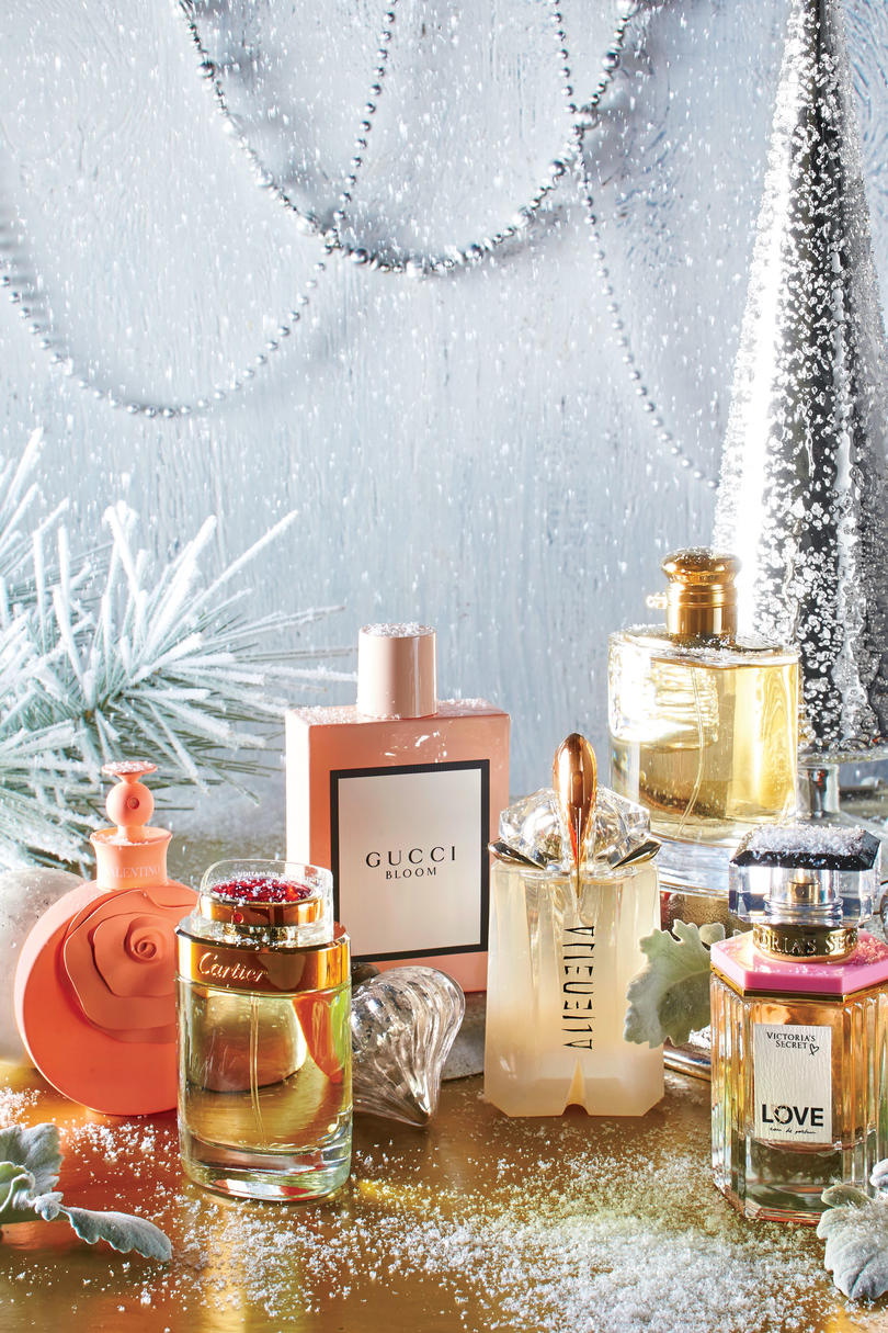 Sweet Holiday Perfumes