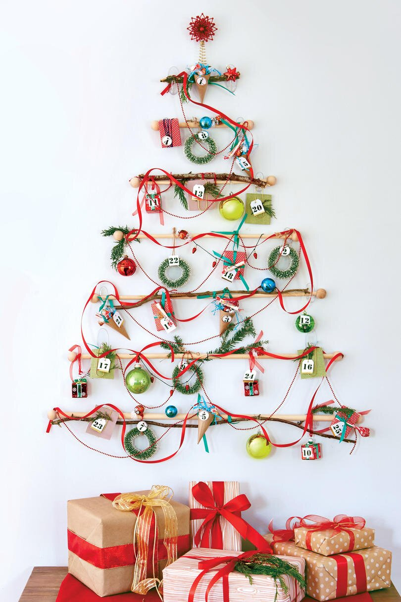 Our Best Christmas Tree Ideas for Small Spaces