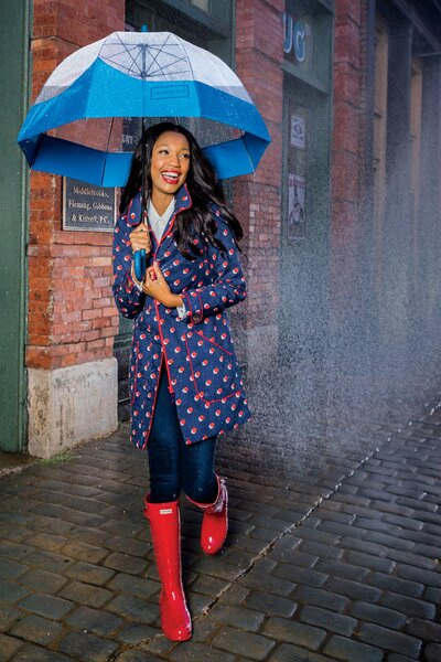 5 Colorful Coats For Looking Cute On a Rainy Day - Southern Living 4f9e83c52