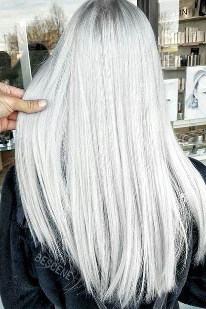 The New Platinum Blonde Is Here–And It\'s The Only Hair Inspiration ...