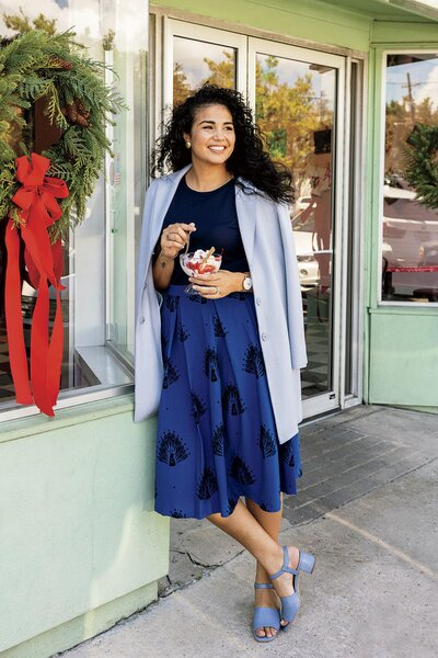 a171f5754b8e Sara Perez Ekanger Shares Her New Orleans Holiday Traditions