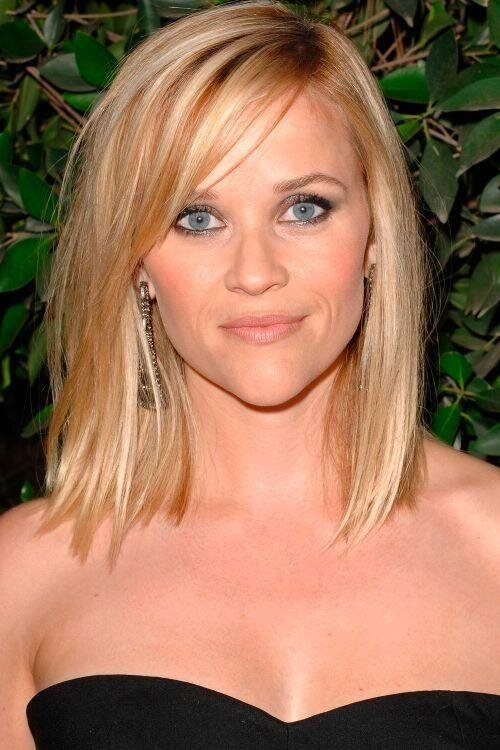 Medium-Length Hairstyles for Thin Hair