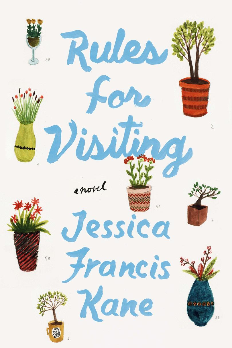RX_1902_Rules for Visiting by Jessica Francis Kane_Spring Books