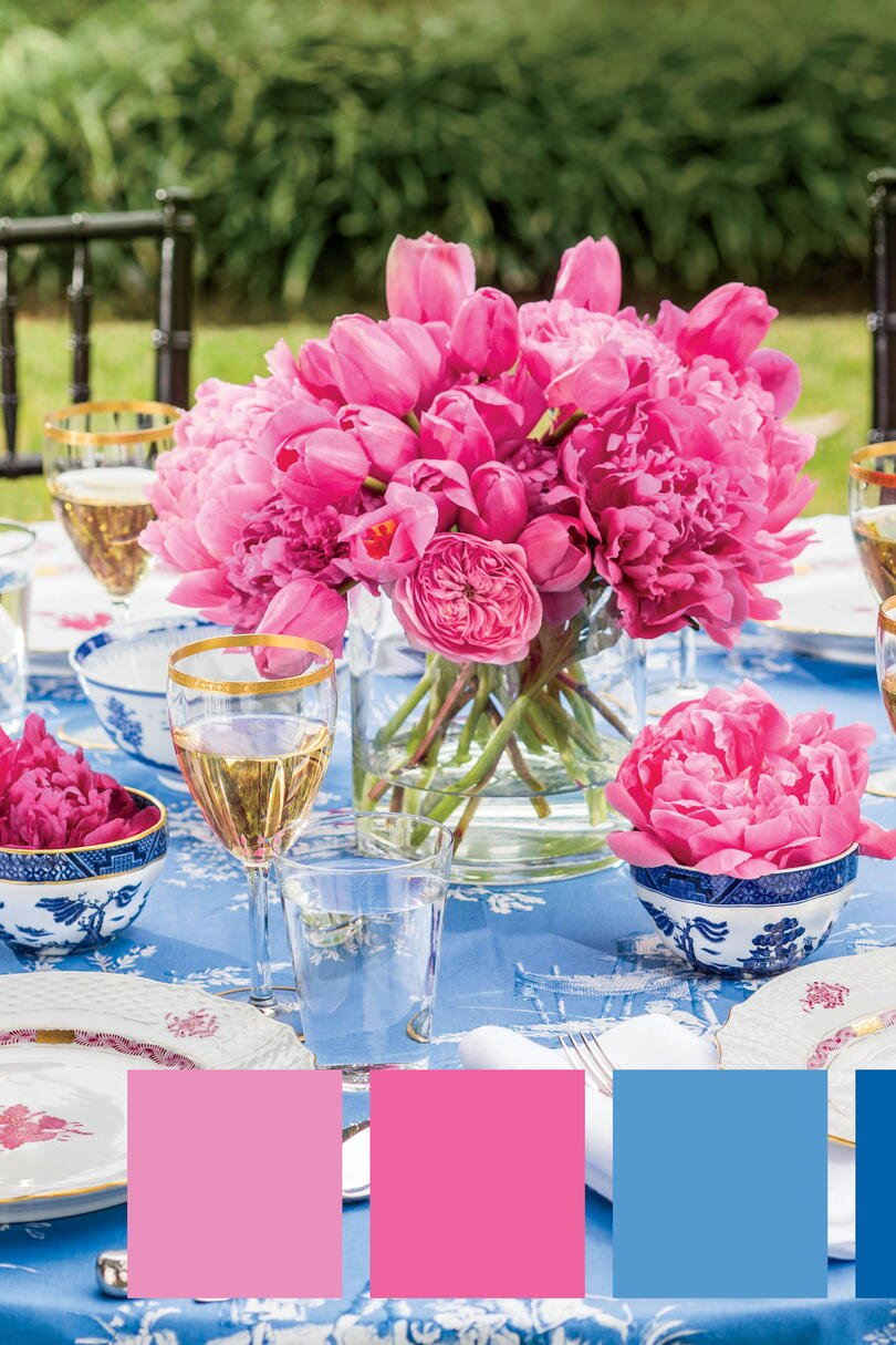 Wedding Colors For Summer.Summer Wedding Colors For Every Kind Of Bride