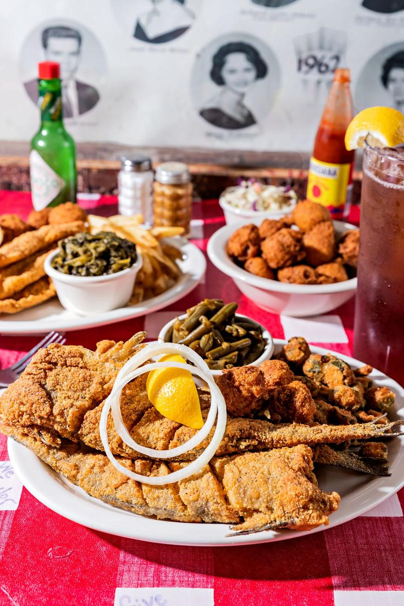 South's Best Catfish Taylor Grocery