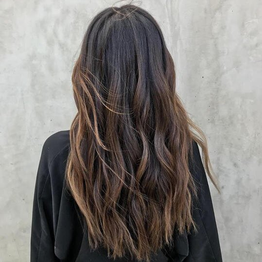 15 Gorgeous Examples of Lowlights for Brown Hair That Are Perfect ...