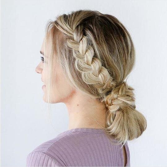 25 Easy Wedding Hairstyles For Guests Thatll Work For Every Dress Code