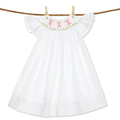 9d586bea572 Smocked Easter Dresses Your Little One Will Love