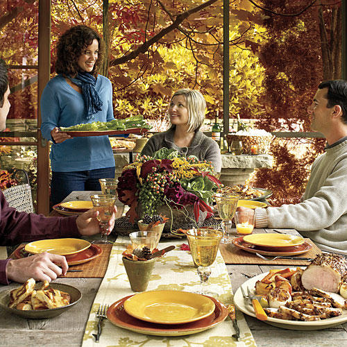 Fall Recipes: Dinner Party