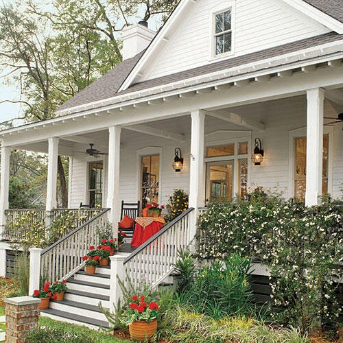 17 House Plans With Porches Southern Living