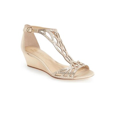 2df7054673a1 Comfortable Wedding Shoes for the Bride