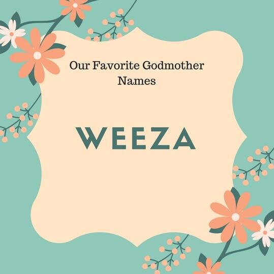 Our Favorite Godmother Names