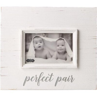 Perfect Pair Picture Frame