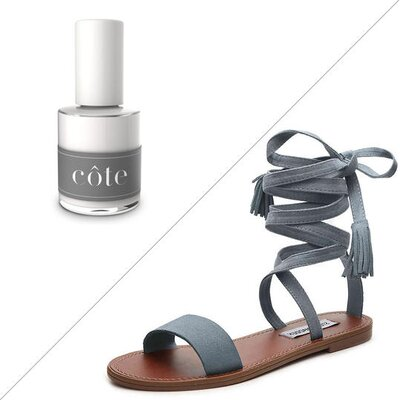 192d79ca0 Spring Sandal and Polish Combos We re Craving Right Now