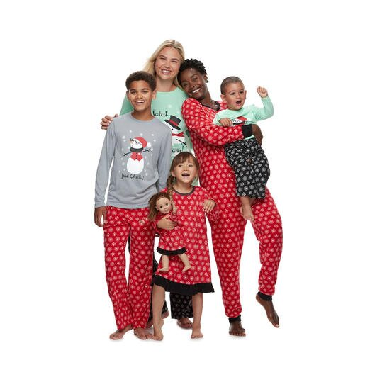 76657e9abb7a 35 Matching Christmas Pajamas The Whole Family Will Love