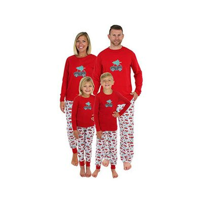 97d6ce0511a9 35 Matching Christmas Pajamas The Whole Family Will Love