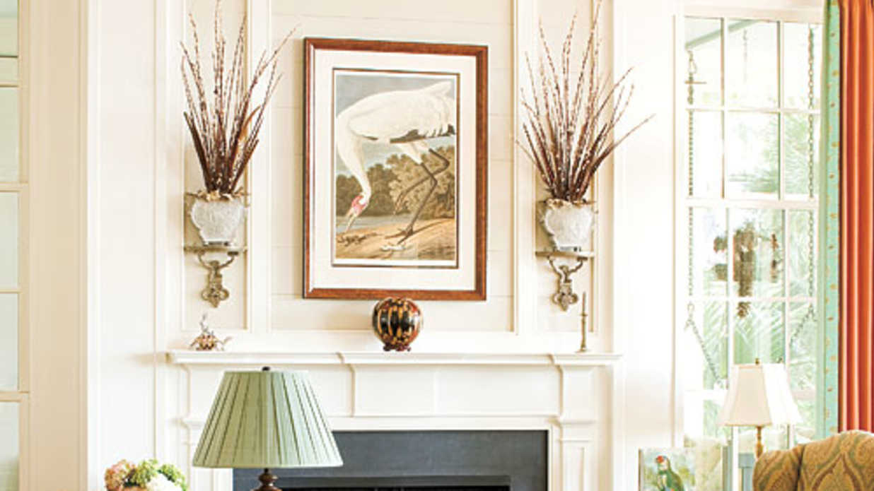 Living Rooms Ideas - Southern Living | Southern Living