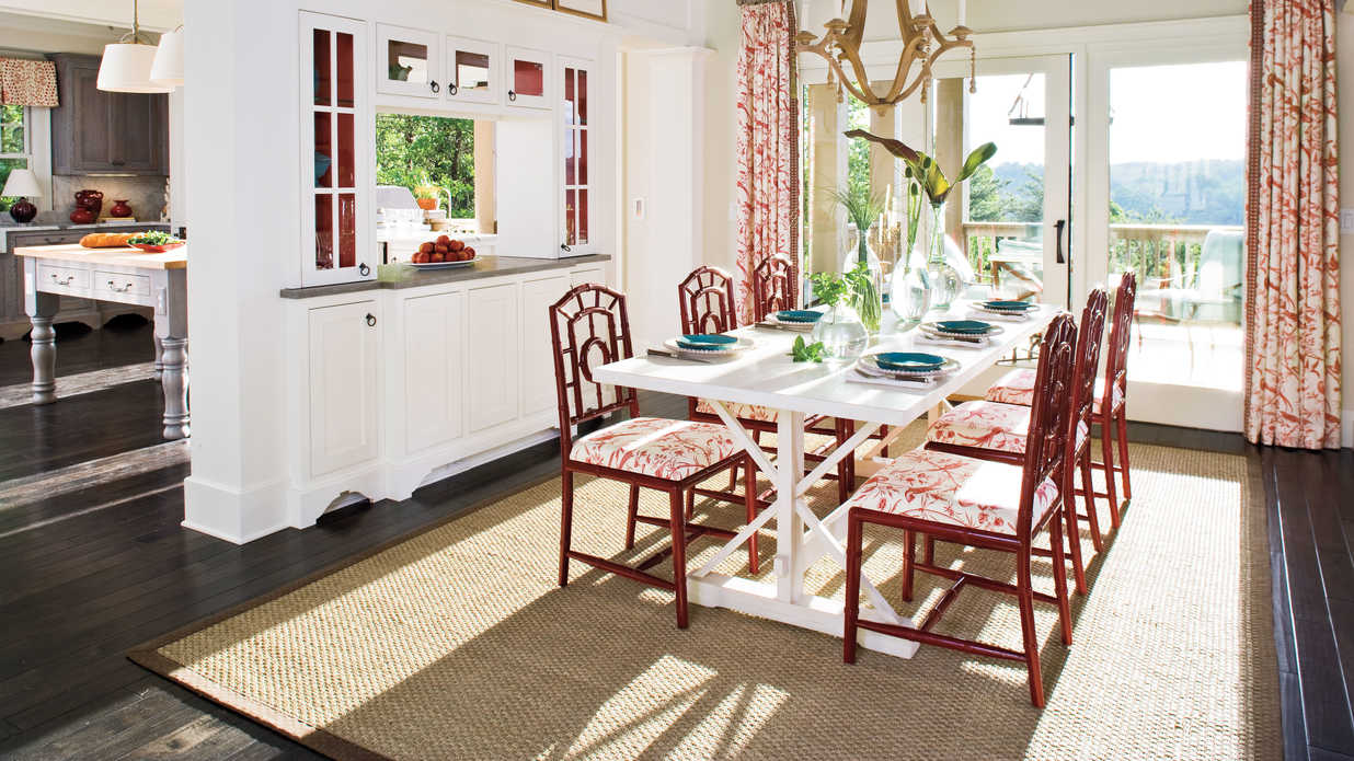 Dining Room Decorating Ideas and Place Setting Tips ...