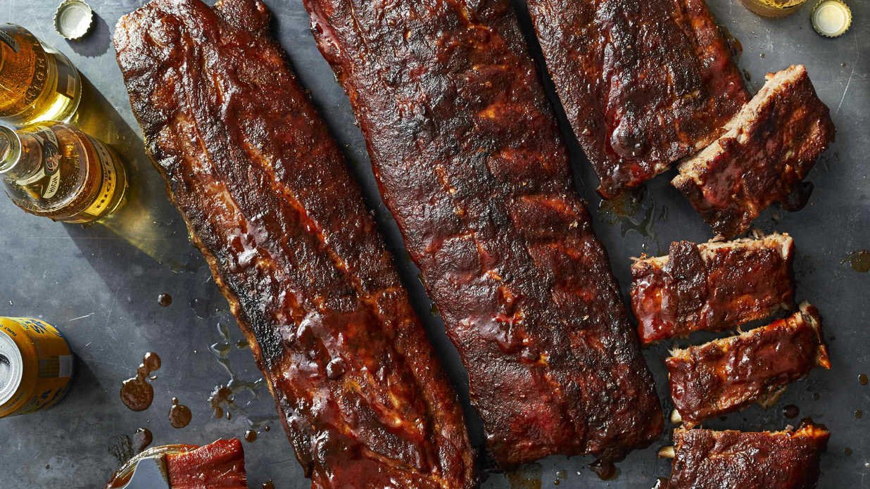 Oven-Baked Baby Back Ribs Recipe