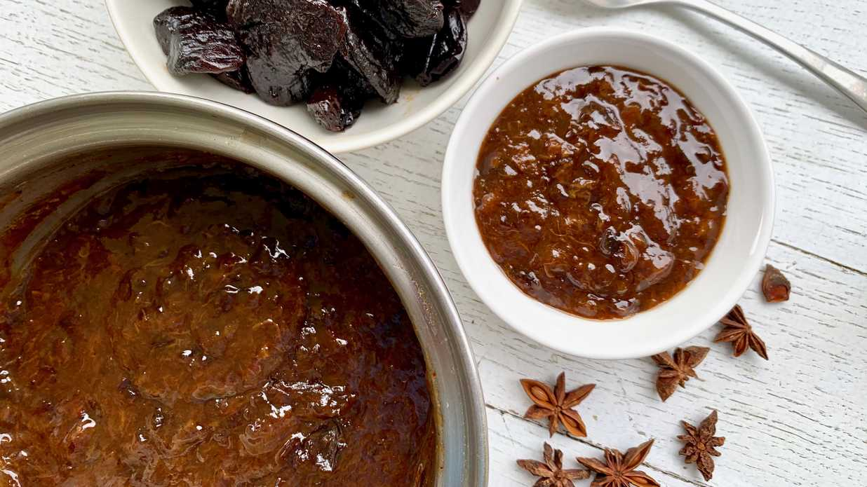 Prune Pudding Recipe