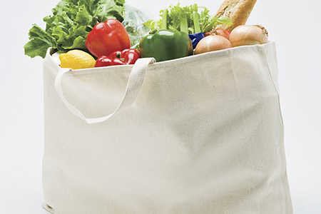Try Reusable Bags