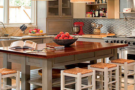 Southern Living Editors' Favorite Kitchens