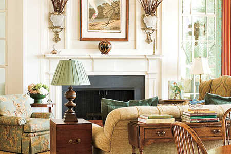 Traditional Family Rooms