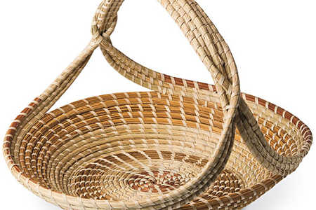 Charleston Goods: Sweetgrass Basket