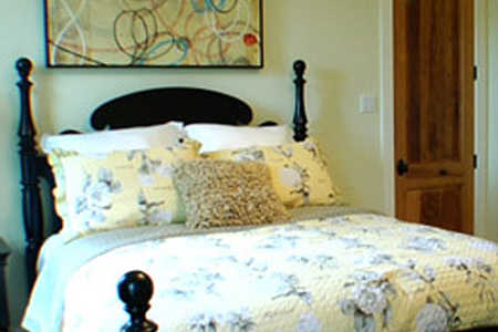 Guest Bedroom and Bath