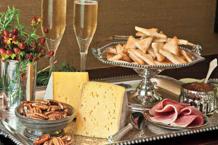 Holiday Appetizer Trays