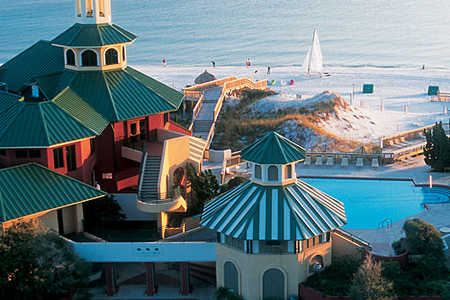 The Sandestin Golf and Beach Resort Indulge Package