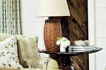 The Right Height for Table Lamps