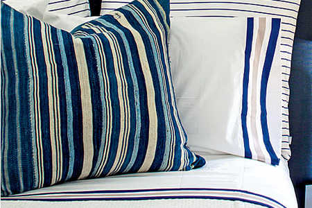 Palmetto Bluff Mixing and Matching Bed Linens