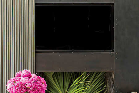Palmetto Bluff Stylish Home TV Options