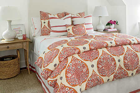 Plametto Bluff Transform Your Room with Color and Pattern