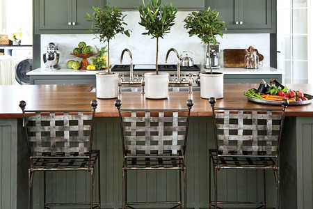 How To Mix Kitchen Countertops