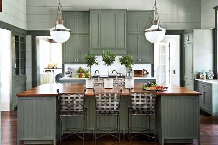 How To Create a Seamless Look in Your Kitchen