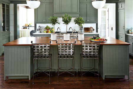 Make the Most of Your Kitchen Island