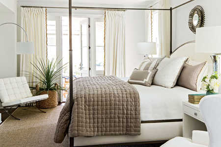 Master Suite: The Bedroom