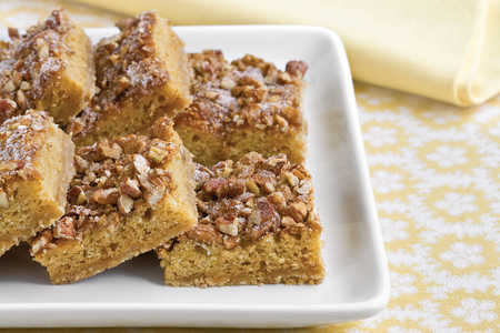 Brown Sugar-Pecan Coffee Cake