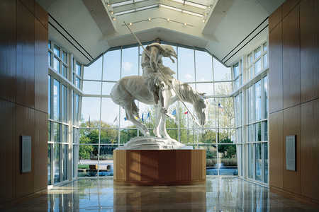 Best Southern Travel Destinations: National Cowboy and Western Heritage Museum