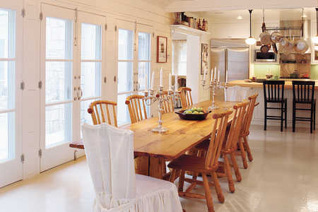 White Hot Ideas for the Kitchen