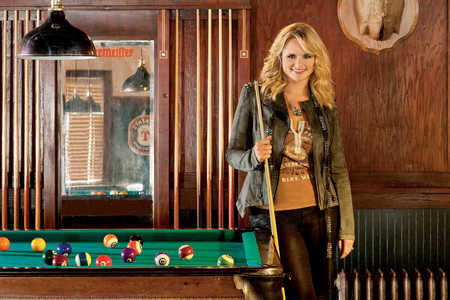 Dishing with Miranda Lambert