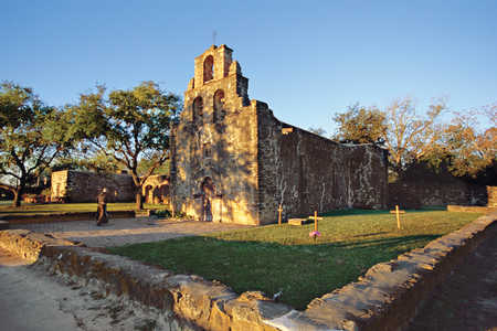 Discover San Antonio's Mission Trail (Redisign Promo)