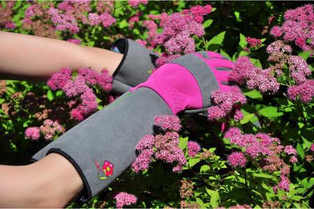 G&F Superior Garden Rose Women's Gloves